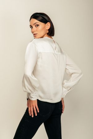 Mary blouse – blusa bianca
